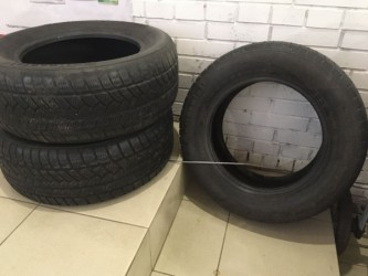 Резина Continental ContiWinter Contact TS 790 235/60R16