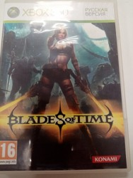 Диск xbox 360 Blades of time
